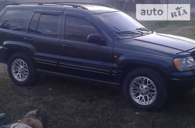 Jeep Grand Cherokee 2001 в Коломые
