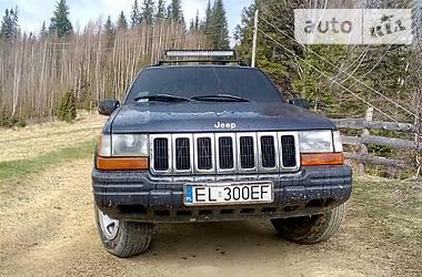 Jeep Grand Cherokee 1997 в Ивано-Франковске