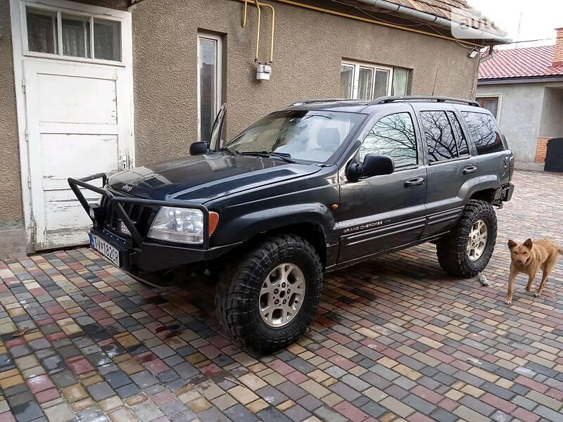 Jeep Grand Cherokee 2001 в Мукачево