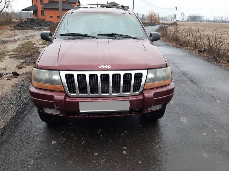 Jeep Grand Cherokee 1999 в Киеве
