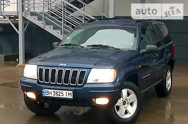 Jeep Grand Cherokee 2001 в Одессе