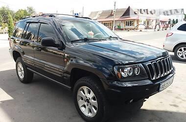 Jeep Grand Cherokee 2002 в Гайсине