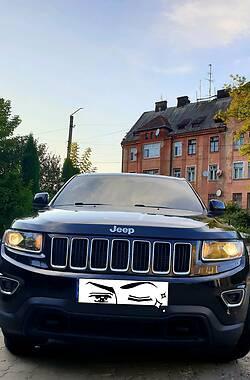 Внедорожник / Кроссовер Jeep Grand Cherokee 2013 в Черновцах