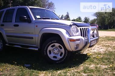 Jeep Liberty 2003 в Харькове
