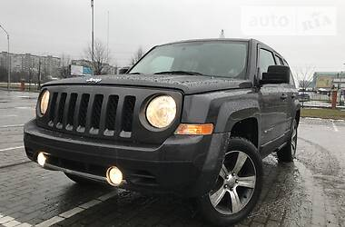 Jeep Patriot 2014 в Львове