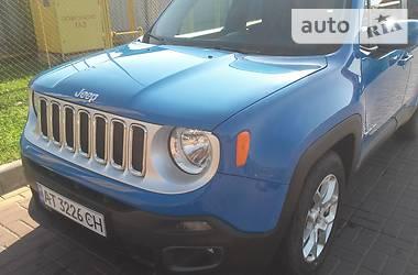 Jeep Renegade 2015 в Полтаві