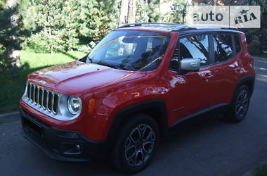 Jeep Renegade 2016 в Києві