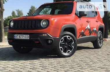 Jeep Renegade 2017 в Ивано-Франковске