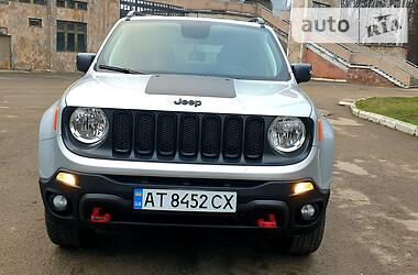 Jeep Renegade 2018 в Киеве