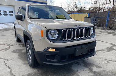 Jeep Renegade 2016 в Белой Церкви