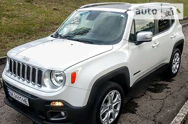 Jeep Renegade 2016 в Ровно
