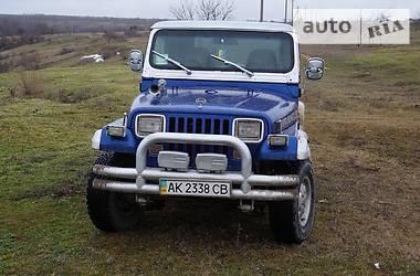 Jeep Wrangler 1991 в Херсоне