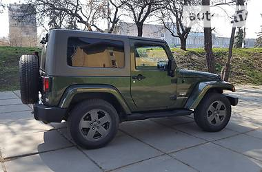Jeep Wrangler 2008 в Киеве