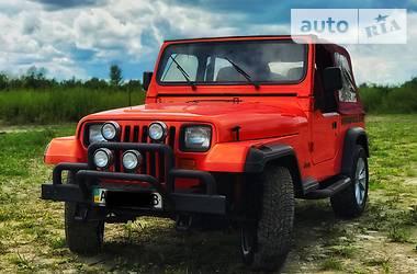 Jeep Wrangler 1995 в Ивано-Франковске