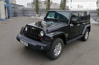 Jeep Wrangler Sahara 4*4