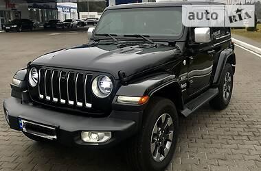 Jeep Wrangler 2018 в Киеве
