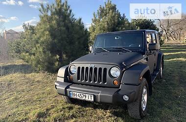 Jeep Wrangler 2013 в Одессе