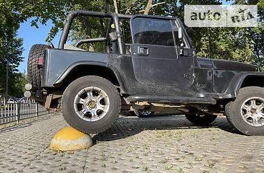Кабриолет Jeep Wrangler 1994 в Харькове