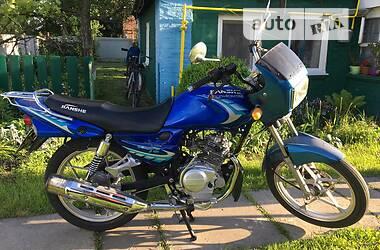 Мотоцикл Кастом Jianshe JS 125A 2007 в Диканьці
