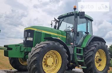 Трактор сельскохозяйственный John Deere 7710 1999 в Луцке