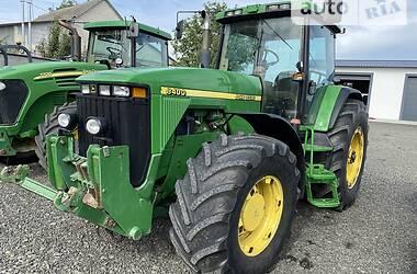 Трактор сельскохозяйственный John Deere 8400 2000 в Луцке