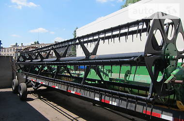 Зернова жатка John Deere 925 Flex 2013 в Херсоне