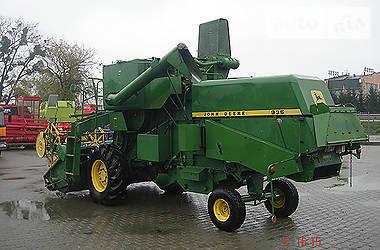 John Deere 935 2000 в Ровно