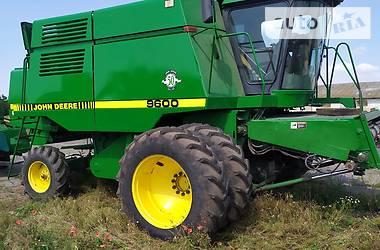 Комбайн зерноуборочный John Deere 9600 1997 в Полтаве