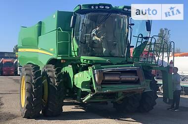 Комбайн зерноуборочный John Deere S 680 2013 в Херсоне