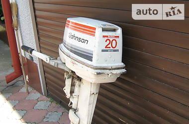 Johnson BRP J 2000 в Чернівцях