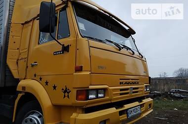 КамАЗ 4308 2007 в Хорошеве