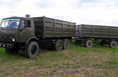 КамАЗ 43105 1987 в Хмельницькому