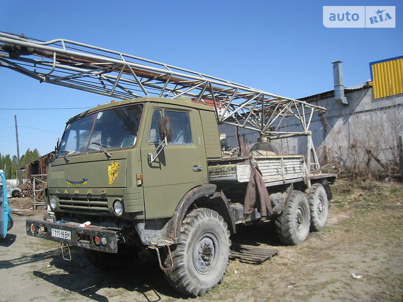 КамАЗ 4310 1987 в Луцке