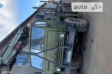 Всюдихід КамАЗ 4310 1985 в Чернівцях