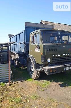 Самосвал КамАЗ 45143 1983 в Радехове