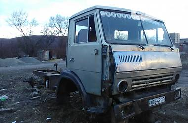 КамАЗ 5320 1987 в Ужгороді