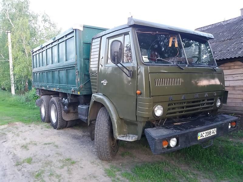 КамАЗ 5320 1985 в Благовещенском