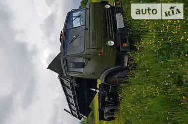 Самоскид КамАЗ 5320 1987 в Чернівцях