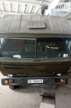 Бортовой КамАЗ 5320 1983 в Ходорове