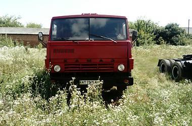 КамАЗ 53212 1989 в Тлумаче