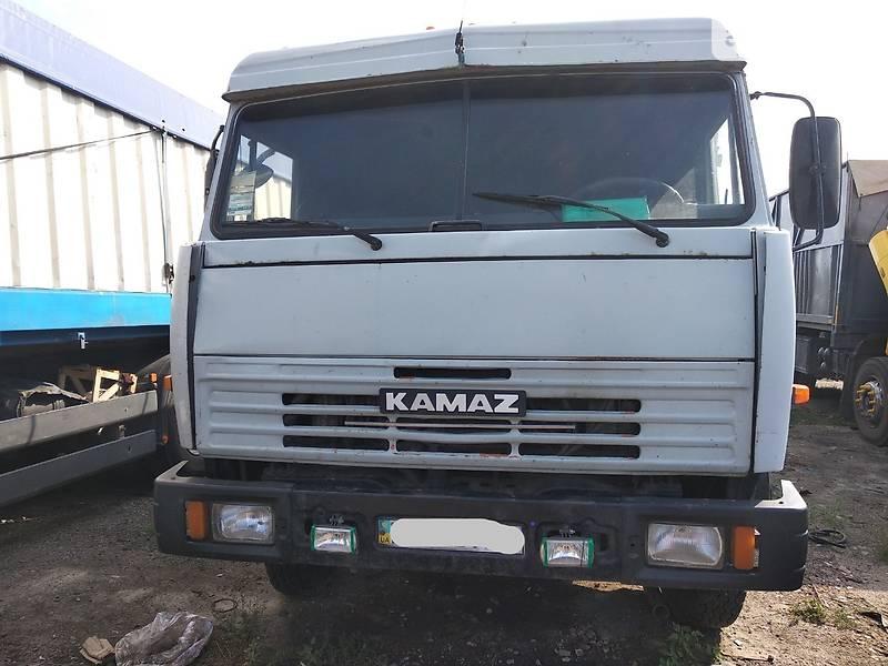 Зерновоз КамАЗ 53212 1990 в Новоукраїнці