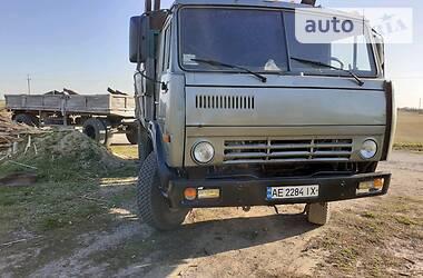 Бортовой КамАЗ 53212 1992 в Днепре