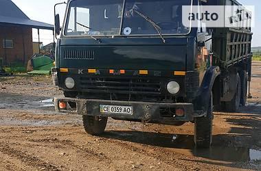 Самосвал КамАЗ 53212 1986 в Сторожинце
