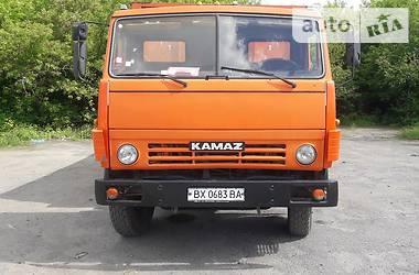 Зерновоз КамАЗ 53213 1988 в Староконстантинове