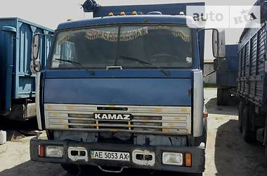 КамАЗ 53215 2006 в Днепре