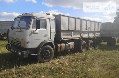 Бортовий КамАЗ 53215 2004 в Рокитному