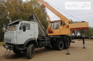 КамАЗ 53215 2004 в Сумах