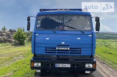 Бортовой КамАЗ 53215 2007 в Белокуракино