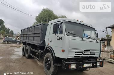 Бортовий КамАЗ 53215 2003 в Івано-Франківську