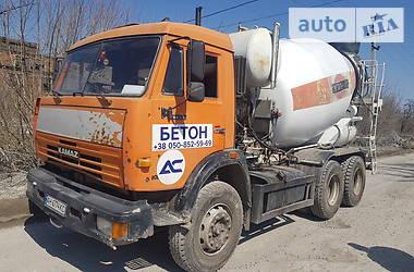 Бетономешалка (Миксер) КамАЗ 53229 2007 в Мариуполе